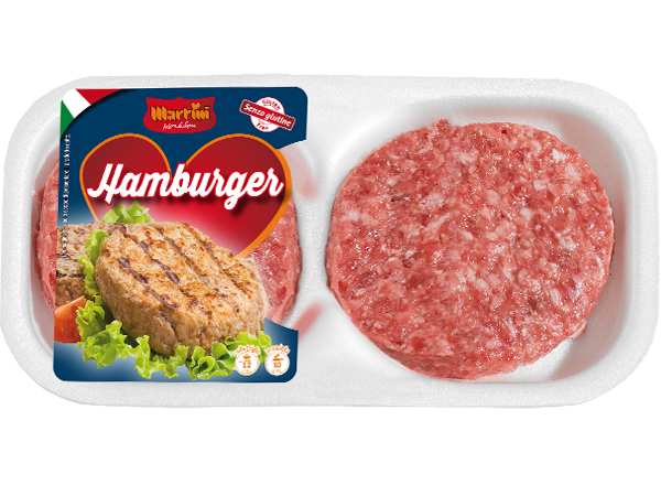 Hamburger di Suino con prosciutto