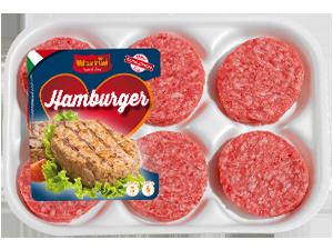 Hamburger classico di Suino - FormatoMaxi