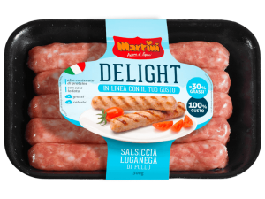 Salsiccia luganega di Pollo - FormatoStandard