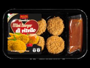 Mini Burger di Vitello - FormatoStandard