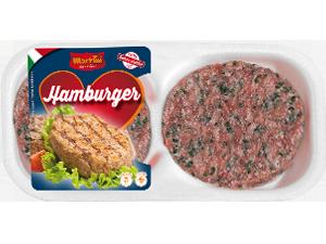 Hamburger di Suino con spinaci - FormatoStandard