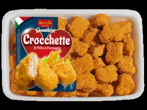Crocchette di Pollo al formaggio - FormatoTrade