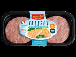 Hamburger di Pollo - FormatoStandard