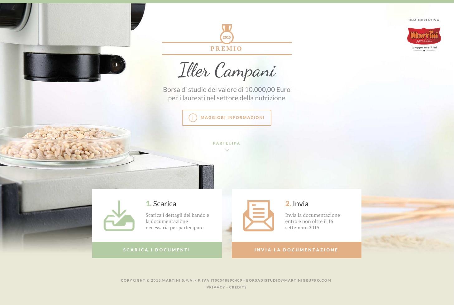 Premio Iller Campani