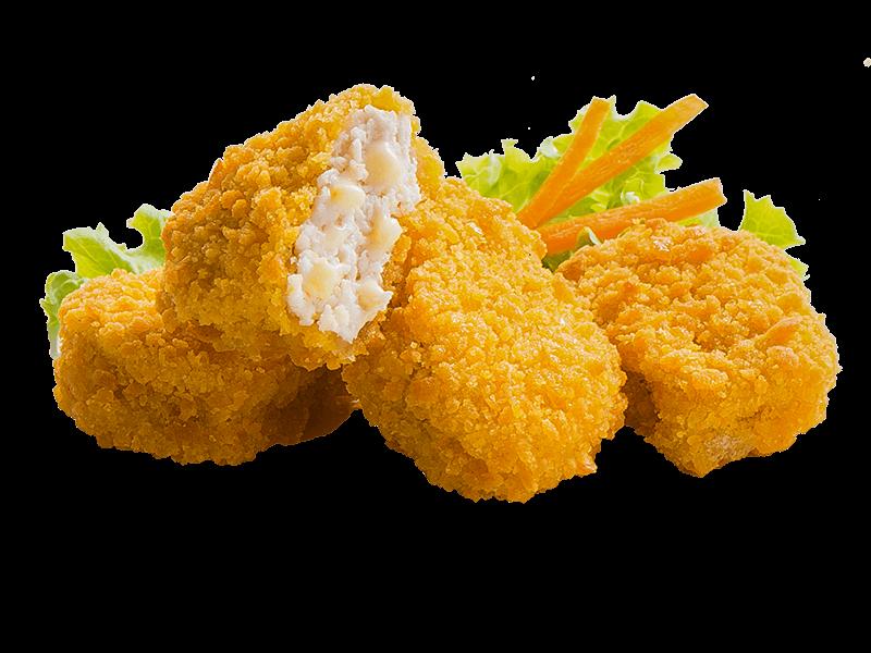 Crocchette di Pollo al formaggio