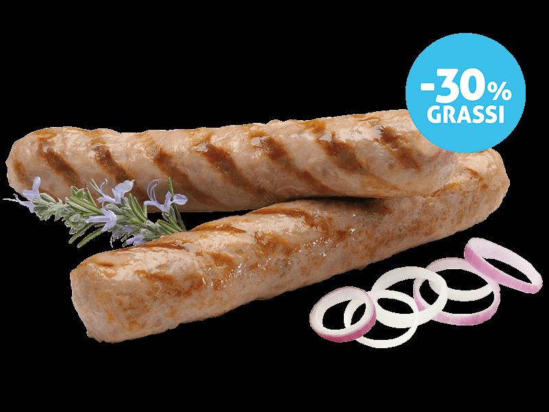 Salsiccia luganega di Suino