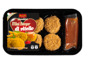Mini Burger di Vitello - FormatoStandard